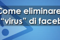 Come eliminare i virus su facebook