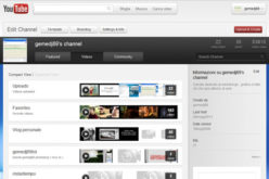 Youtube Cosmic Panda , un nuovo design !