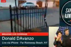 WebCam live sull'uragano Sandy che sta colpendo gli Stati Uniti