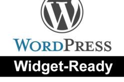 Come inserire un widget nel footer di WordPress