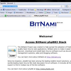 Pagina d'accesso